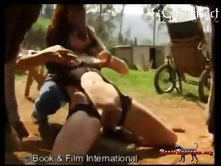 Bareback Horse fuck