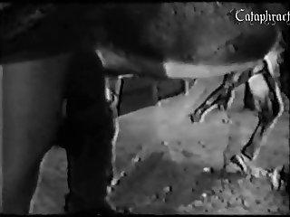 Capucine And Donkey 002